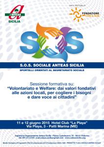 Locandina seminario conclusivo sos-sociale-anteas-sicilia_7 luglio