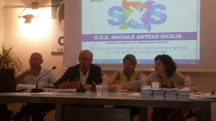 """Seminario conclusivo del Progetto """"S.O.S. Sociale"""""""